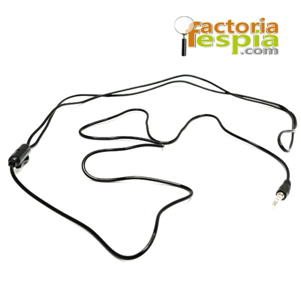 Collar de Inducción con Jack 3,5mm. Para cualquier smartphone. Iphone, Android etc.