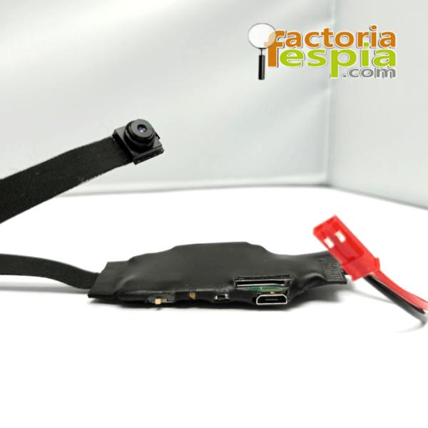 Cámara extensible FULL HD Pitty 1080p para exámenes.