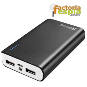 Batería Extra 5000mA USB