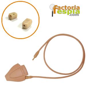 Pinganillo LARS 21 + Collar de Inducción Bempy Bluetooth PRO