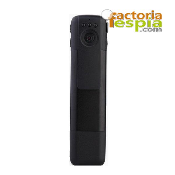 Cámara Espía oculta en Bolígrafo . Cámara con resolución de Full HD 1080 p Conexión WiFi .